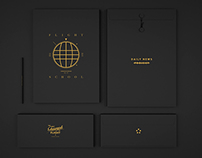 Flight School by Daily News Project / Black & Gold