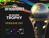 ELEMENT3D TROPHY AFROBASKET