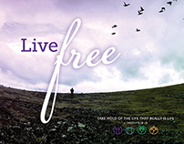 Live Free - ESC Giving Magazine