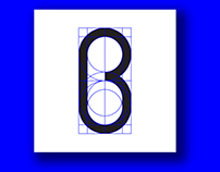 TYPOGRAPHIC DRAWING - BRISA