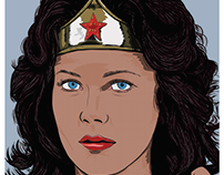 Linda Carter Wonder Woman