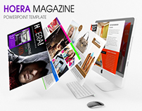 HOERA Magazine - Powerpoint Template