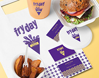 FRYDAY-perfect fries every day
