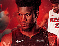 Jimmy Butler's - Miami Heat