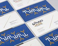 Ethno Jazz Festival — visual identity