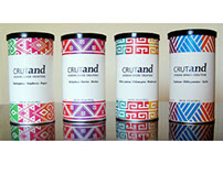 Packaging and Identity · Crutand