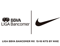Liga BBVA Bancomer MX 2015-2016 by Nike