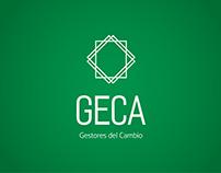 Logo para el grupo G.E.C.A
