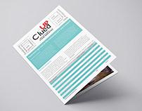 Alert BI header and newsletter
