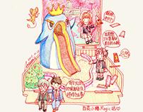 【polly pocket CARDCAPTOR SAKURA】