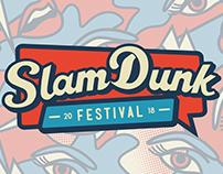Slam dunk Festival 2018