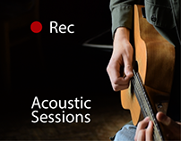 Upcoming Musician Acoustic Sessions
