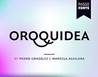 Orqquidea Sans