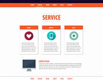 GoldenOwl WebTemplate