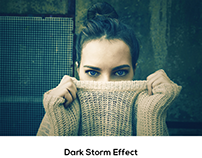 Dark Storm Effect
