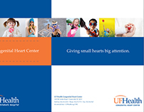 PRINT DESIGN - UF HEALTH FOLDER(Shands Children's Hosp)