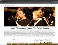 Basic Photography Website