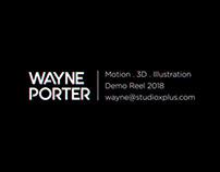 Motion Reel - 2019