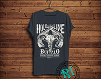 Buffalo Mens Graphic Tees