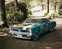 Pontiac GTO - CGI