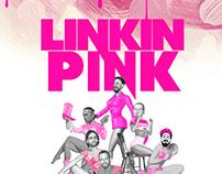 Linkin Pink Humor T-Shirt