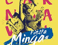 Minga Carnaval | Diseño y Publicidad