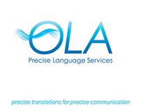 OLA Logo Design & Branding