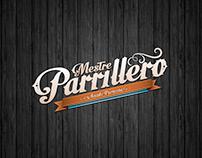 Mestre Parrillero Assado Portenõ // Branding