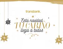 Transbank - Landing Navidad
