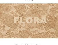 Flora - Branding