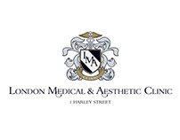 London Medical & Aesthetic Clinic branding