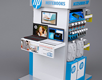HP / MULTIPRODUCT FLOOR STAND