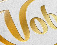 Vobro - redesign logo