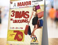 Maua Plaza Shopping - 3 dias de loucuras