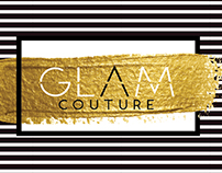 Glam Couture Branding and Packaging Design