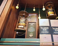 Tullamore Dew Wall Bay