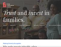 FII Website Design and Development