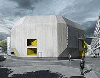 Temporary Animal Laboratory - Jussieu University