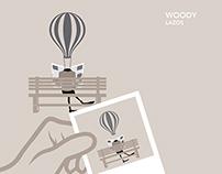 Woody | Lazos