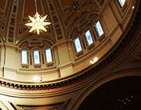 Architectural Photography _St Paul Cathedral