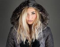 2014 Zaira Wool Tailored Coat