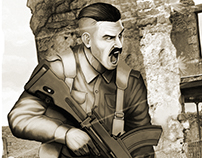 #ww2 #starprojet #conceptcharacter #news #personagempro