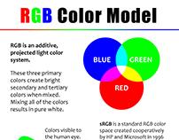 RGB Infographic