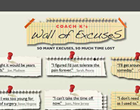 DePuy - Wall of Excuses