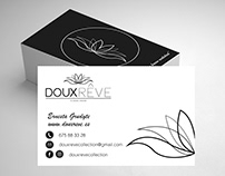 """Nueva marca """"Doux Reve"""". Tienda de ropa y complementos"""
