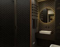 Bathroom Canton Ticino Taverne - Torricella