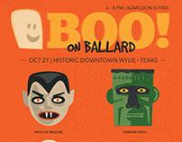 Boo! on Ballard