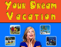 Graphic Design - Your Dream Vacation