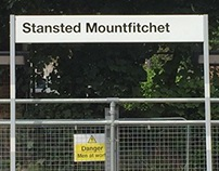 Stansted Mountfitchet Rail Station