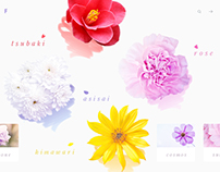 Flowers - daily design.